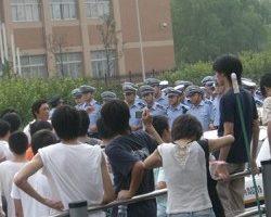 三退学生:中共教育体制充满腐败气息