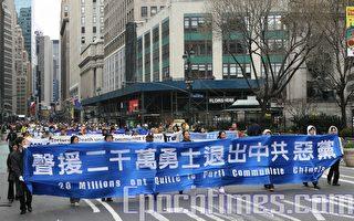 童文薰:還有多少中國共產黨員?