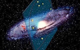 科学家:宇宙力量控制地球上的生命