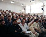柯索伏塞爾維亞人,今天為自己的議會舉行開議儀式。//法新社