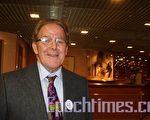 前日內瓦州議會副主席菲利浦‧ 汝阿(philippe joye)(攝影:章樂/大紀元)