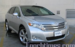 美籍新成員 2009 Toyota Venza