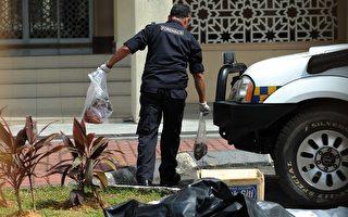 马国清真寺遭置猪头 宗教紧张情势升高