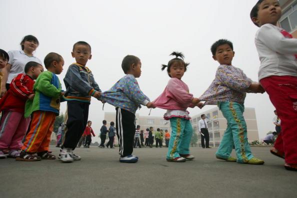 中共二胎政策实施五年 幼儿园却生源不足