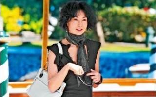 张曼玉明年初可望复出影坛接拍周星驰新戏《新大话西游》。(法新社)