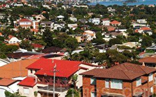 澳洲房價過百萬的區激增了三分之一