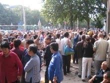 【投書】遊湖塔集資人再次上訪陝西省委