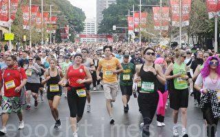 世界最大長跑賽「城市到海灘」決出勝負