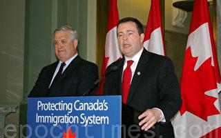 渥京出新招 協助打擊不法移民顧問