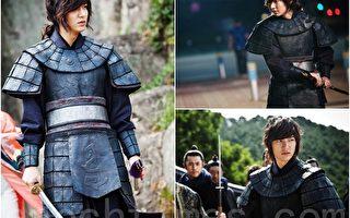 《信義》李敏鎬 身披盔甲變身高麗武士