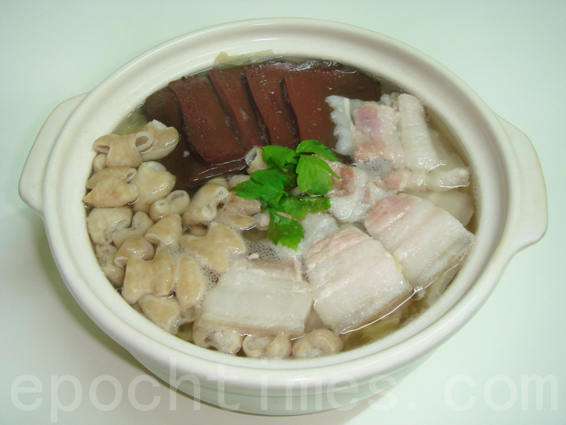 【美食典故】杀猪菜的由来