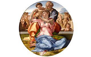 米开朗基罗(5)《圣家族》