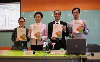 八成香港人支持发新电视牌