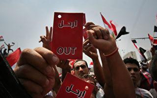 埃及軍方最後通牒倒計時 或架空總統