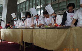2013年岡山羊肉美食節登場