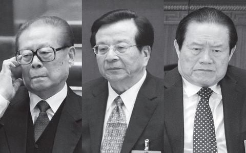 張粟田:大清算風暴來臨 江氏政法幫坍塌