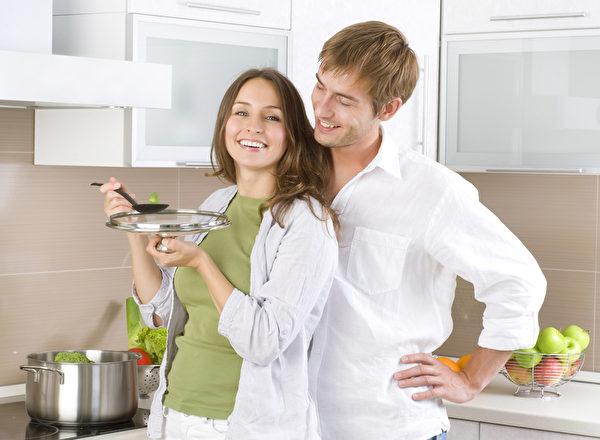 厨房是每个家庭使用频繁最高的地方之一。(图/Fotolia)