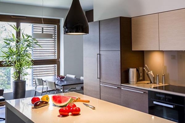 设计师将室内色调定为浅咖啡色,时尚而不失舒适。(图/Fotolia)