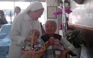 復活節平安喜樂與病患員工分享