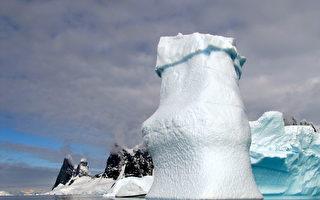 最新的数字显示,南极洲西部在2010年和2013年之间每年失去了1,340亿公吨冰,损失的冰层估计足以每年提高海平面0.45毫米。(SARAH DAWALIBI/AFP)