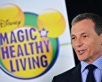 迪士尼(Disney)CEO伊格尔(Robert Iger)每天早上4:30起床,这段安静的时间,他能做很多事情,像是读报、运动、听音乐、看电子邮件、看电视等等。(Mandel NGAN/AFP)