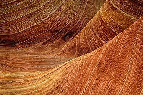 美国红崖国家保护区内的石涛谷。(Pixabay)