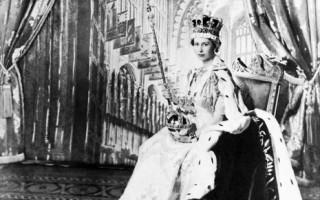 特寫:今天英國女王登基63週年