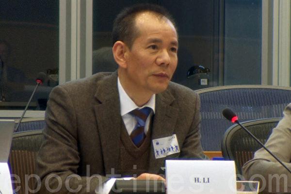 欧议会研讨会 DAFOH代表:中国人在觉醒