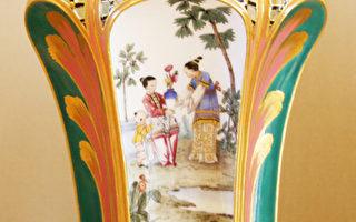 17世紀法國歐洲精美瓷器鑑賞