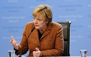 9月24日,德國總理在布魯塞爾表示,敘利亞戰亂引發國民逃亡,要找到解決難民的方案,需和敘利亞總統巴沙爾.阿薩德(Bachar al-Assad)進行對話。(AFP)