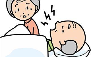 鼾声大 中度阻塞性睡眠呼吸中止症