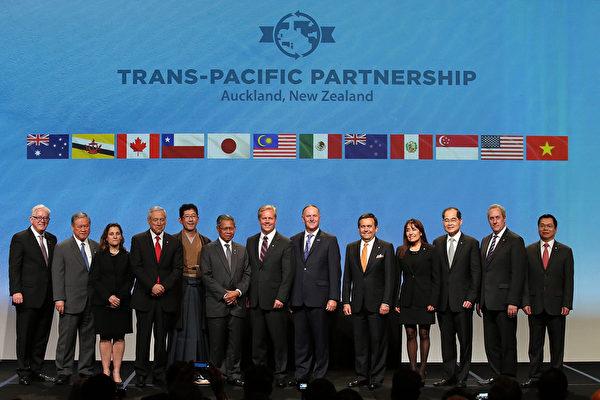 奧巴馬放棄任內通過TPP 由特朗普政府決定