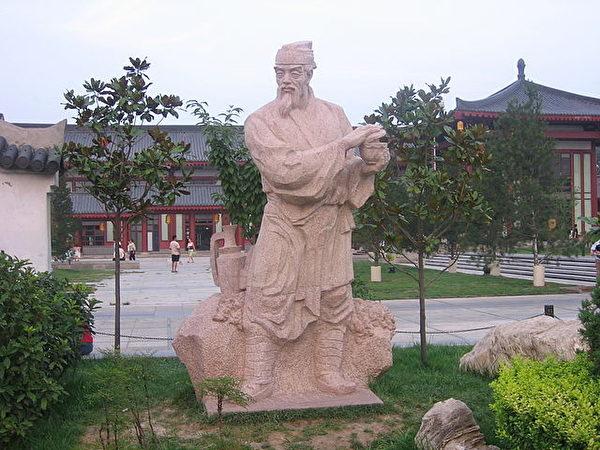 陆羽塑像(公共领域)