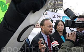 拉丁裔国会议员支持马静仪竞选