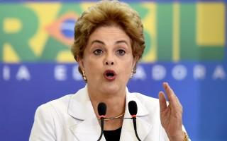 面臨彈劾 巴西總統羅塞芙指副總統策劃政變