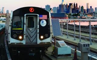 纽约布碌崙F地铁快车 明年开通