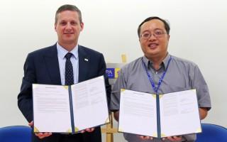 中正会资签约澳洲会计师公会 助学生考国际证照