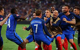 欧洲杯A组:法国提前晋级 瑞士出线在望