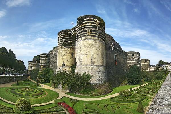 法国昂热城堡(上)