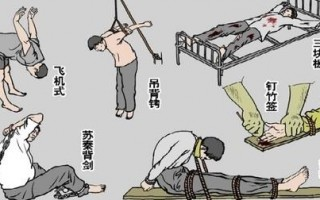 【中共百种酷刑】:毒蛇咬