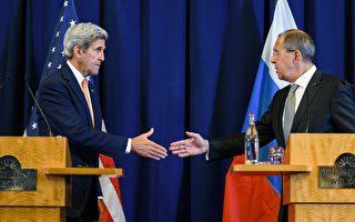 美俄宣布敘利亞全面停火計劃 下週一生效