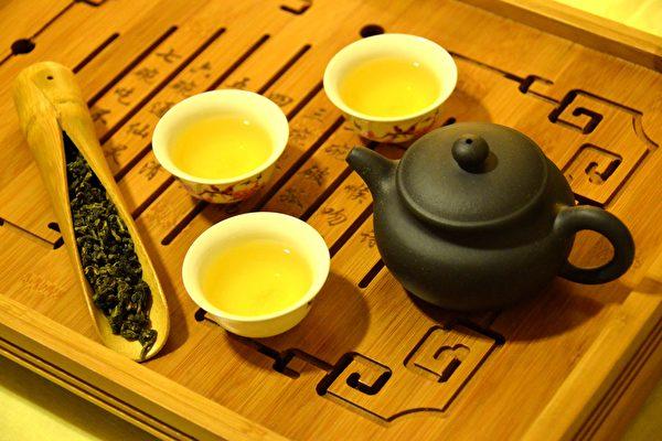 中國茶藝(姜斌/大紀元)