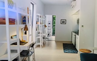 紐約曼哈頓首棟微型公寓樓太搶手 已租滿