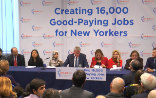 纽约市投五亿 创造生命科学领域工作