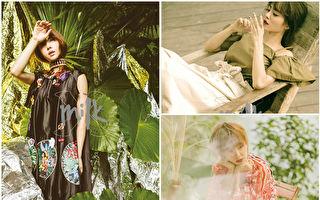 蔡依林拍攝雜誌封面 演繹「美麗新生」