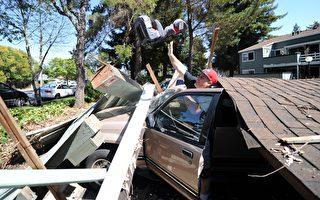 加州地震局推广地震险:保费意外低