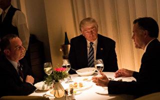 纽约客川普常去的餐馆有哪些?