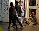由于经济适用的房源不足,墨尔本无家可归者人数增加。(Scott Barbour / Getty Images)