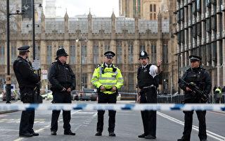 伦敦恐袭 国会议员人工呼吸救警察