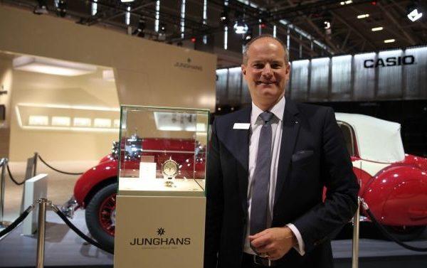 专访荣汉斯总裁Matthias Stotz先生